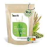 nur.fit by Nurafit BIO Weizengras Pulver 250g -...