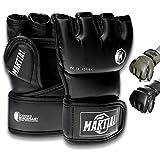 MADGON MMA Handschuhe mit hochwertiger Polsterung!...