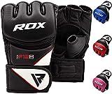 RDX MMA Handschuhe für Kampfsport, Maya Hide...