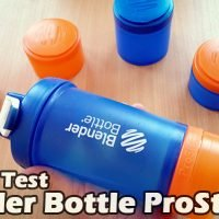 Blender Bottle ProStak Test