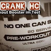 Der ESN Crank Pre-Workout Booster