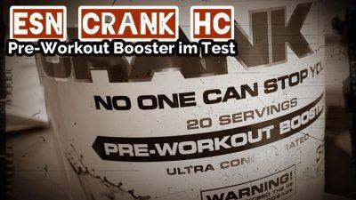 ESN Crank 1.2 HC Booster im Test – meine Erfahrung