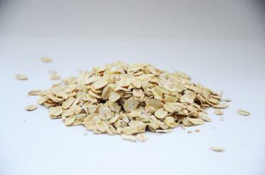 haferflocken frühstück, instant oats