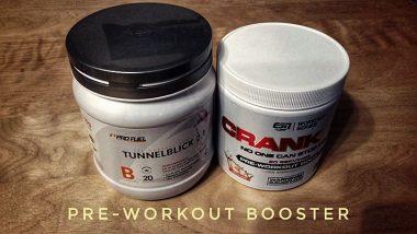 Was ist ein Pre-Workout Booster?