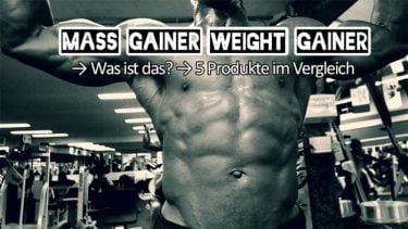 mass gainer / weight gainer